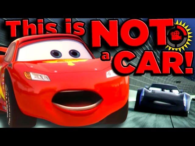 """Film Theory: Die Autos in """"Cars"""" sind KEINE AUTOS!"""