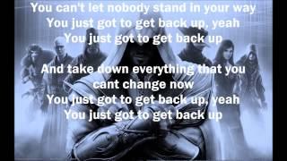 G-Eazy - Get Back Up (Assasin's Creed) (Lyrics)