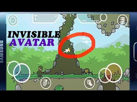 free download mini militia invisible hack