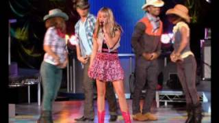 Hannah Montana - Let's Chill (Ice Cream Freeze) Music Video