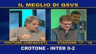 QSVS - I GOL DI CROTONE - INTER 0-2 TELELOMBARDIA / TOP CALCIO 24