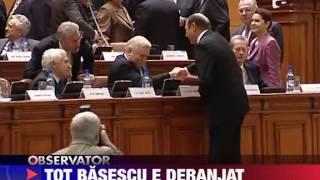 Traian Basescu a dat cu bata in balta la Bruxelles 24 IUNIE 2011