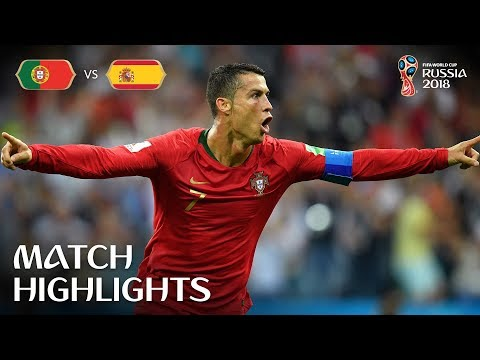 Xxx Mp4 Portugal V Spain 2018 FIFA World Cup Russia™ MATCH 3 3gp Sex