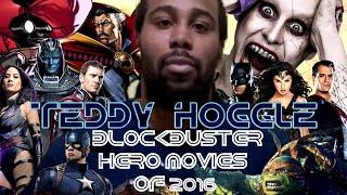 TeddyHoggle's BlockBuster Hero Movies Of 2016