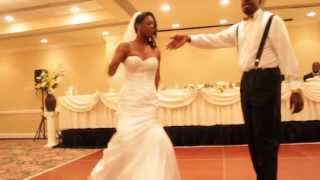 Possibly the Best Wedding Dance Ever