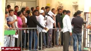 Bangladeshi Labor in Dubai and Abudhabi