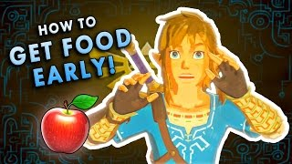 100 APPLES IN 100 SECONDS! - Breath of the Wild (Guide)