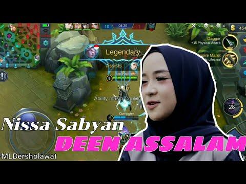 Deen Assalam - Main ML Sambil Sholawatan