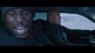 Fast and Furious 8 - Submarine vs Car Scene FHD - The Fate of Furious