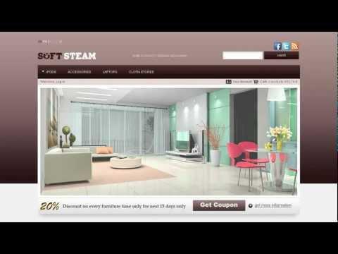 Furniture Themes for prestashop - SoftSteam