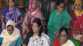 Dhaka Nursing College Annual Programe-2017 Starting Dance Monti And Her Groupe