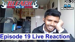 Shinigami Ichigo Power Return!!- Bleach Anime Episode 19 Live Reaction