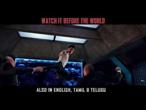 Kick some X | xXx: Return of Xander Cage| Hindi
