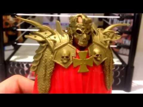 WWE mattel Triple H Wrestlemania 30 XXX elite series 35 wrestling figure review