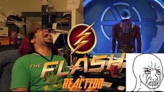 The Flash Season 1 Finale: FULL Highlight REACTION!