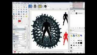 GIMP Tutorial - Make GIMP Brushes from Photos and Cut-Outs by VscorpianC