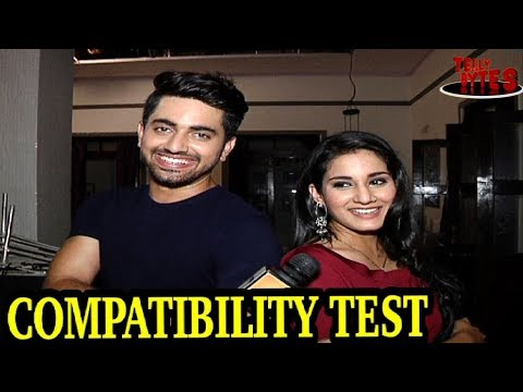 EXCLUSIVE: Neil and Avni's take the COMPATIBILITY TEST