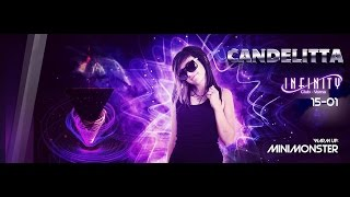 Candelitta - 1 hour live MINIMAL - TECHNO at INFINITY CLUB Varna