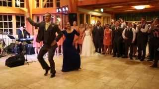 Epic Mother-Son Wedding Dance