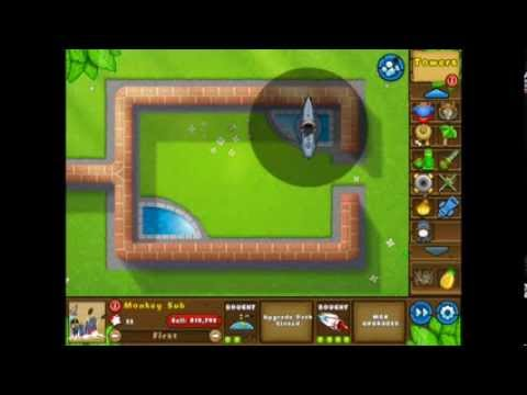 bloons tower defense 5 monkey temple guide