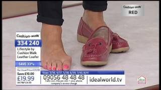 Foot model from Ideal World