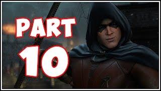 Batman Arkham City - Part 10 - Robin to the Rescue! (Return to Arkham)