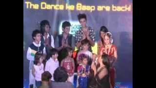 Team of Dance India Dance DID Little Masters show on Zee TV