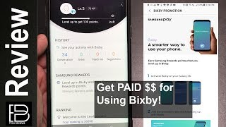 Get Paid for using Samsung Bixby