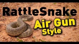 Rattle Snake Hunt with an Air Gun