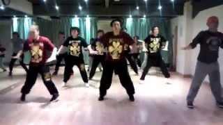 Pharrell Williams - Happy | Choreography by KAJI