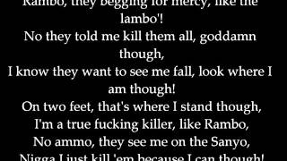 Bryson Tiller - Rambo Lyrics   T R A P S O U L   2 0 1 5