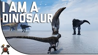 I AM A DINOSAUR - The Isle Gameplay (Part 1)