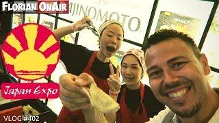 Mon FOOD TOUR à la JAPAN EXPO 2017 -  VLOG #402