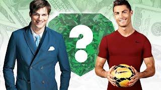 WHO'S RICHER? - Ashton Kutcher or Cristiano Ronaldo? - Net Worth Revealed!