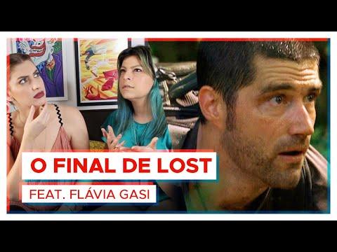 O FINAL DE LOST feat Flávia Gasi (Garotas Geeks)