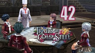 The Legend Of Heroes: Trails Of Cold Steel PS3 / PS Vita Let's Play Walkthrough Part 42