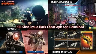 How To Download Kill Shot Bravo Hack Cheat Apk App Game