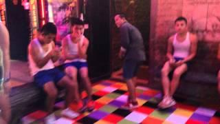 Soi Twilight Gay Area in Bangkok