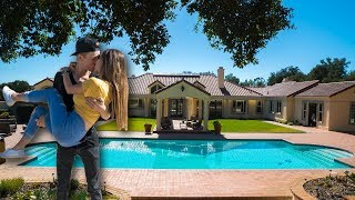 WE FOUND OUR DREAM HOUSE!!