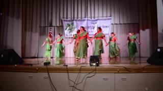 Dance - Ami Banglay Gaan gai by Ankur Ladies