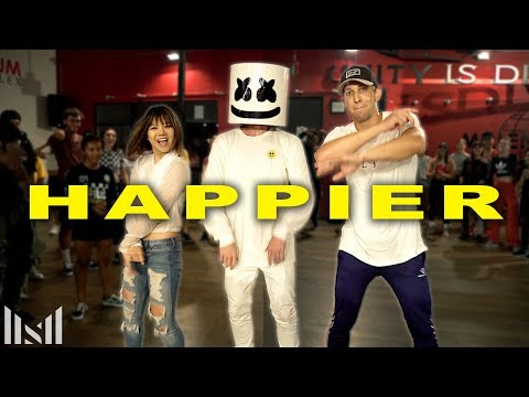 Xxx Mp4 MARSHMELLO HAPPIER Dance Matt Steffanina Bailey Choreography 3gp Sex
