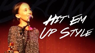 Hit 'Em Up Style - Rachel Brown (Live at The Slipper Room)