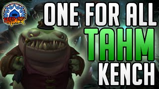 League of Legends - Tahm Kench Madness (One For All Gameplay)
