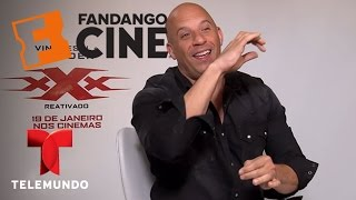 """Vin Diesel llama a Nicky Jam """"Mi Gente"""