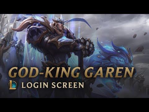 Xxx Mp4 VS 2018 God King Garen Login Screen League Of Legends 3gp Sex