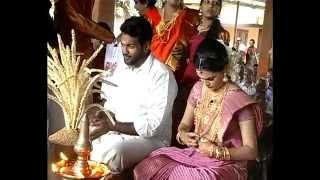 Indian film actress Saranya Mohan Marriage With Dr Aravind Krishnan (Actress Saranya Mohan Wedding)