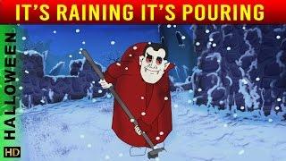Its Raining Its Pouring (HD)  | Nursery Rhymes| Halloween Special | Shemaroo Kids
