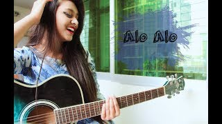 Alo Alo | Tahsan | Cover by Dristy Anam