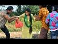 Daal Gaadi Mein | Villain Kidnap Hero Sister | Bhojpuri Movie Action Scene | Drama