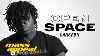 Open Space: SahBabii   Mass Appeal